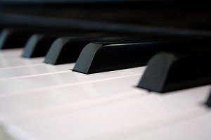 Traditional repertoire and skills are best learned on an acoustic piano.
